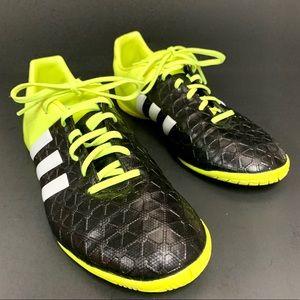 Adidas 15.4 Indoor Soccer/Running Sneaker Size 8.5